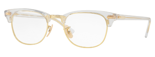 Ray-Ban RX5154 Clubmaster glasses