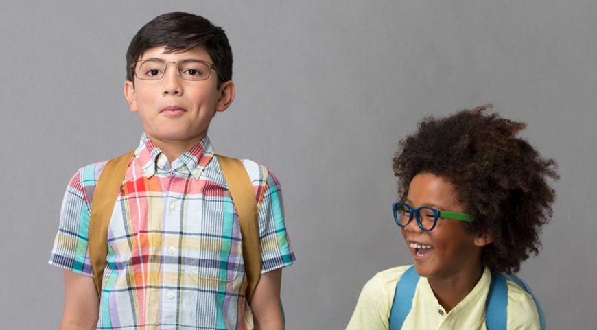 7 Tips to Get Kids Excited About Wearing Glasses