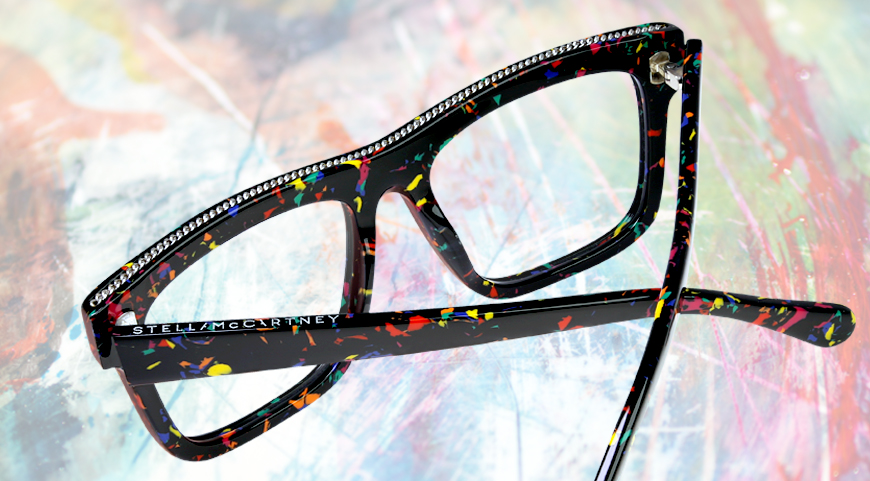 Glasses Inspired by Artistic Movements