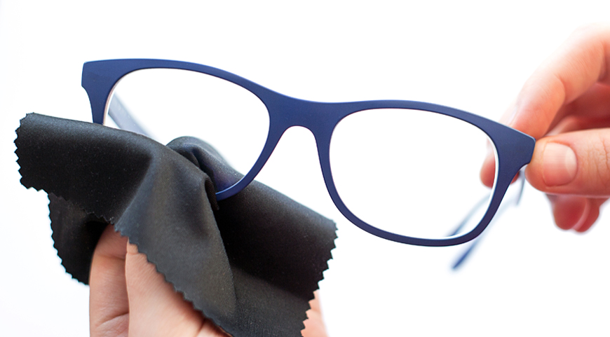 How To Sanitize Your Glasses