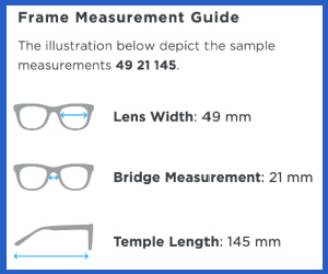 frame measurement graphic